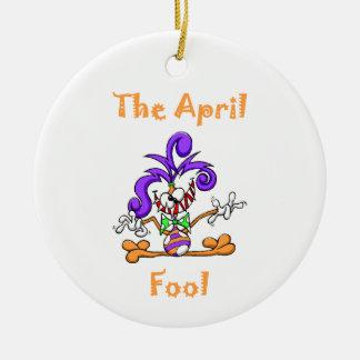 The April Fool Ornament