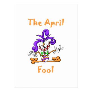 The April Fool Postcards