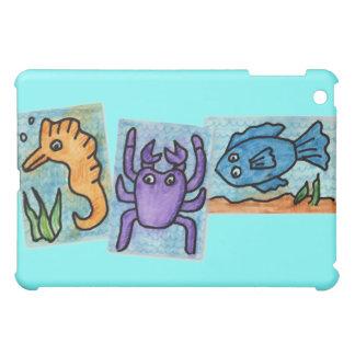 The Aquarium Collage Cover For The iPad Mini