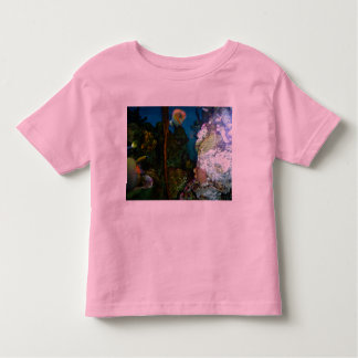 The aquarium was fun t-shirts