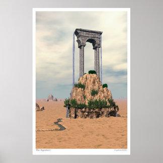 The Aqueduct Poster