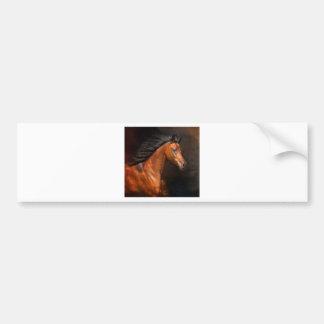 The Arabian Bumper Sticker
