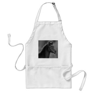 The Arabian Filly Adult Apron