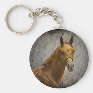 The Arabian Filly Keychain