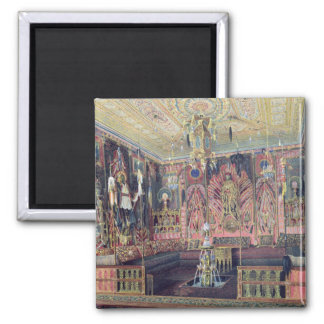 The Arabian Hall in the Catherine Palace 0 Magnet