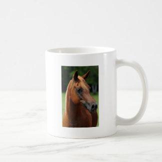 The Arabian mare Coffee Mug