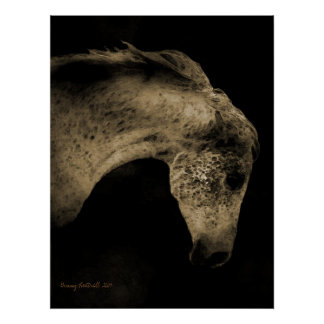 The Arabian Mare Poster