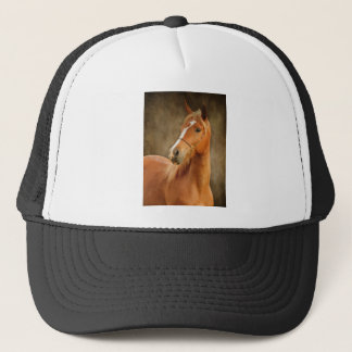 The Arabian Mare Trucker Hat