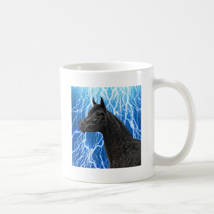 The Arabian Stallion Coffee Mug