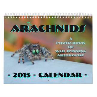 The Arachnids Calendar