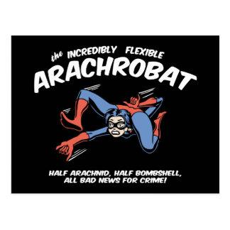 The Arachrobat! Postcard