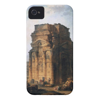 The Arc de Triomphe and the Theatre of Orange iPhone 4 Case-Mate Case
