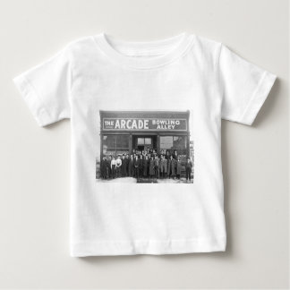 The Arcade Bowling Alley Vintage Saloon Shirt