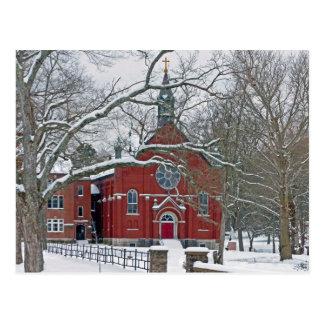 The Arcadia Academy Postcard
