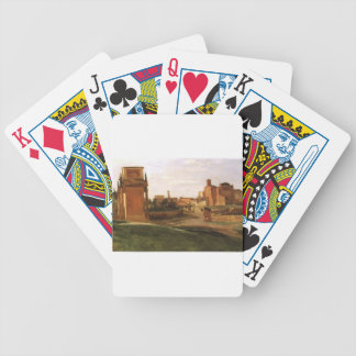 The Arch of Constantine and the Forum, Rome Bicycle Playing Cards