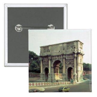 The Arch of Constantine from the North West Pinback Button