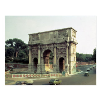 The Arch of Constantine from the North West Postcard