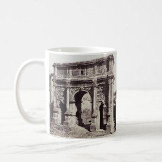 The Arch Of Septimius Severus Coffee Mug