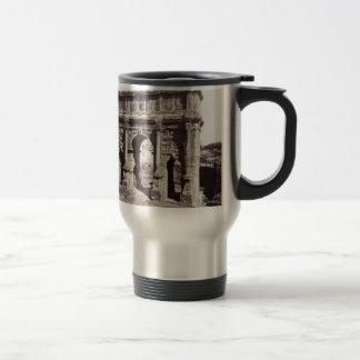The Arch Of Septimius Severus Travel Mug
