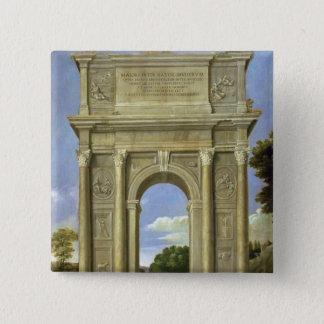 The Arch of Triumph Button