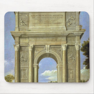 The Arch of Triumph Mouse Pad