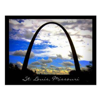 The Arch Postcard