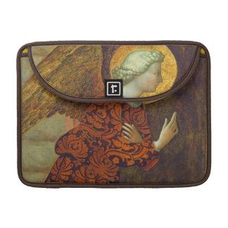 The Archangel Gabriel, c. 1430 (tempera on panel) MacBook Pro Sleeve