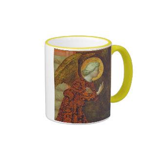 The Archangel Gabriel, c. 1430 (tempera on panel) Mug