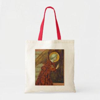 The Archangel Gabriel, c. 1430 (tempera on panel) Tote Bag