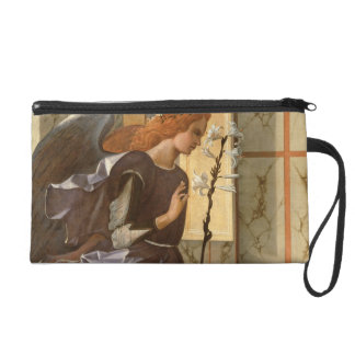 The Archangel Gabriel, from The Annunciation dipty Wristlet Purses