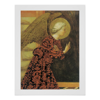 The Archangel Gabriel Posters