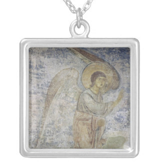 The Archangel Gabriel Silver Plated Necklace