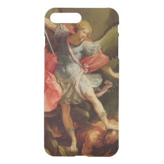 The Archangel Michael defeating Satan iPhone 8 Plus/7 Plus Case