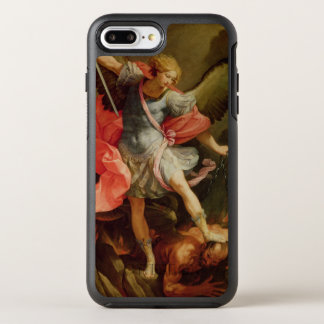 The Archangel Michael defeating Satan OtterBox Symmetry iPhone 8 Plus/7 Plus Case