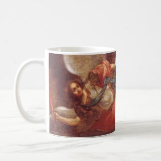 The Archangel St. Mikhail by Vladimir Borovikovsky Coffee Mug