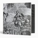 The archangel Uriel informs Gabriel Binders
