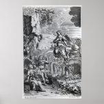 The archangel Uriel informs Gabriel Poster