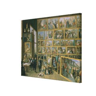 The Archduke Leopold Wilhelm Canvas Print