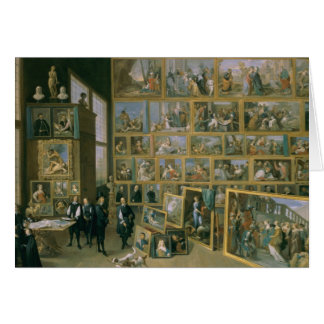 The Archduke Leopold Wilhelm Card