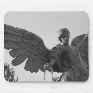 the arche angel michael mouse pad