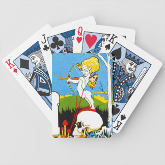 The Archer Bicycle Playing Cards