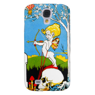 The Archer Galaxy S4 Cover