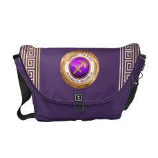 The Archer - Sagittarius Zodiac Sign Messenger Bag