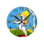 The Archer Wall Clocks