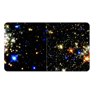 The Arches and Quintuplet Clusters Near the Milky Double-Sided Standard Business Cards (Pack Of 100)