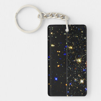 The Arches and Quintuplet Clusters Near the Milky Double-Sided Rectangular Acrylic Keychain