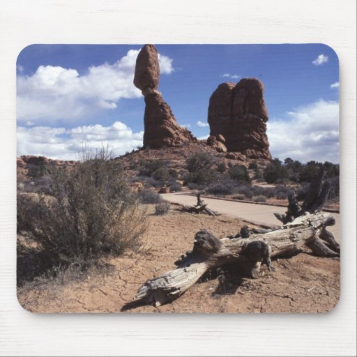 The Arches National Park Mouse Pad