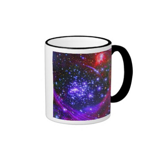 The Arches star cluster deep inside the hub Ringer Coffee Mug