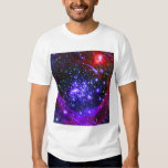 The Arches star cluster deep inside the hub Tee Shirt