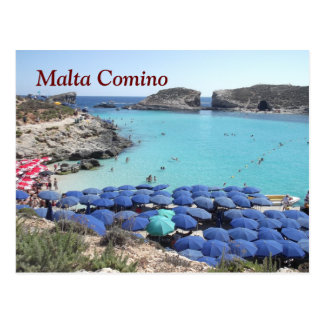 The Archipelago of Malta Postcard